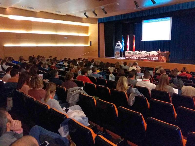 Valladolid reúne a 200 veterinarios especialistas en équidos